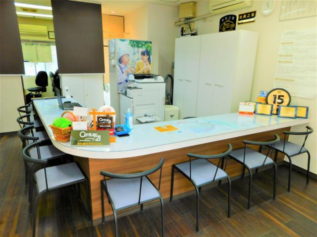 センチュリー21 トクスイ不動産東松原店の画像・写真